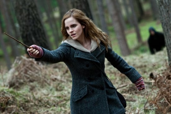 Emma Watson Says Playing Hermione Made Her More Interested in Fashion