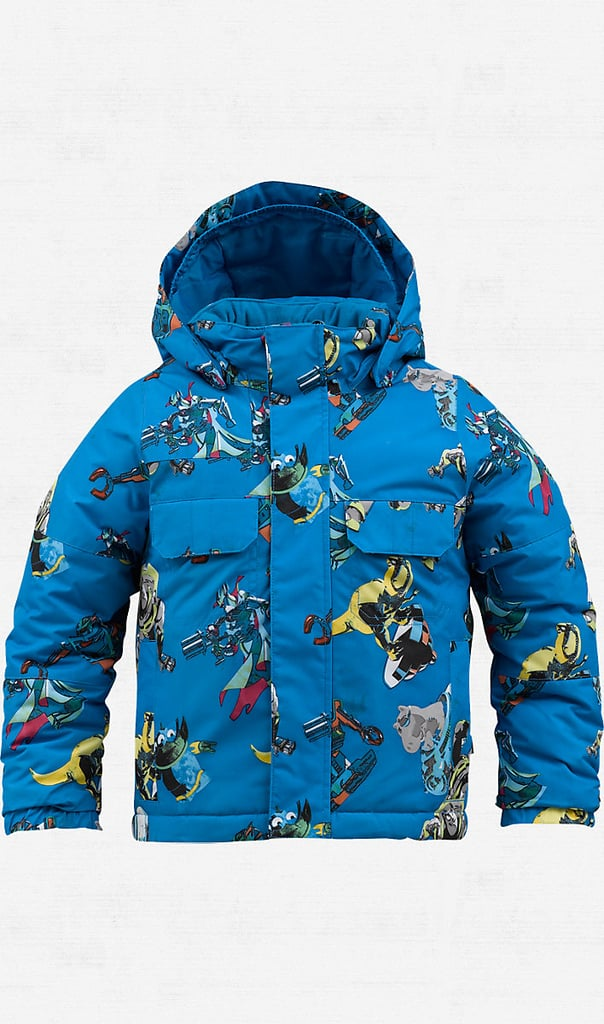 Mini Shred Boys' Fray Snowboard Jacket ($115)