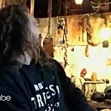 Watch Jason Momoa Give Ellen a Tour of His Home's Man Cave