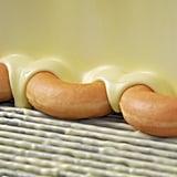 Krispy Kreme Lemon Glazed Doughnut 2018