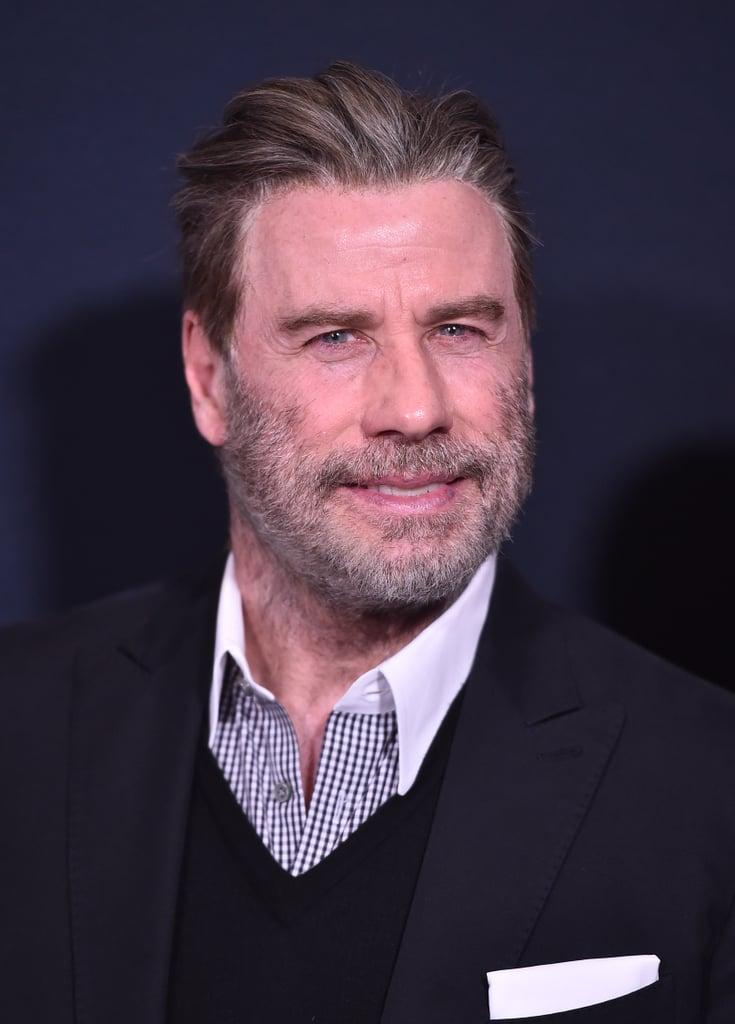 John Travolta Olivia Newton John at Grease Event August 2018