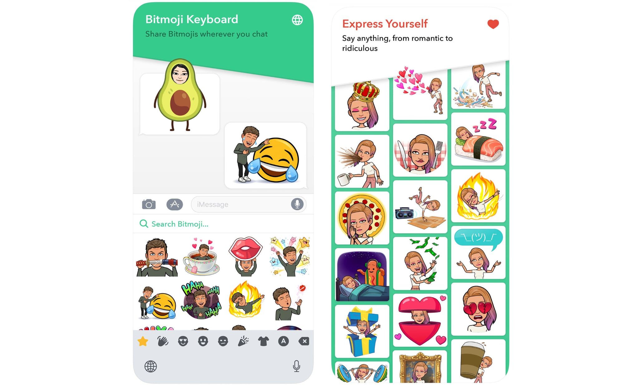 Bitmoji   Here Are the Top iPhone Apps of 2018 — How Many Do