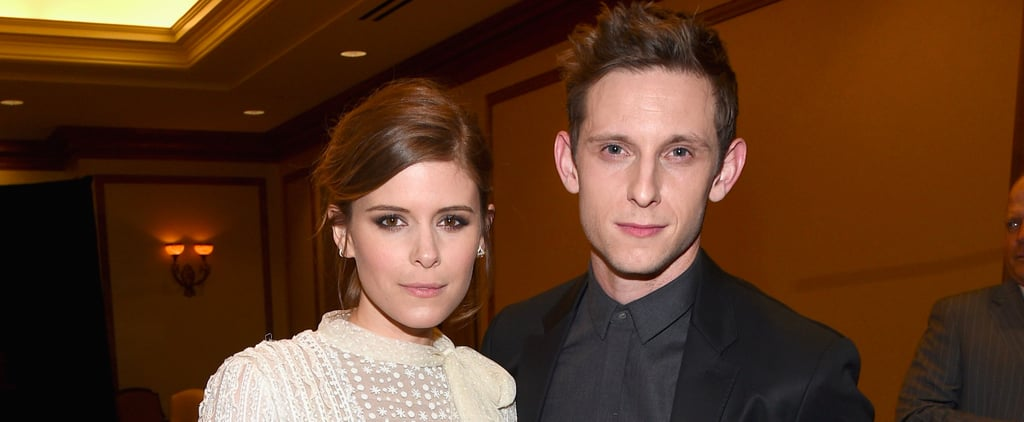 Kate Mara and Jamie Bell Engaged January 2017
