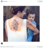 21 Badass Breastfeeding Tattoos That Might Tempt You to Get Ink