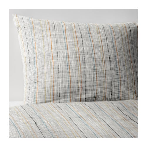 Varart Duvet cover and pillowcase (from $50)