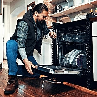 Jason Momoa in GE's Big Boy Appliances SNL Skit Dec. 8, 2018