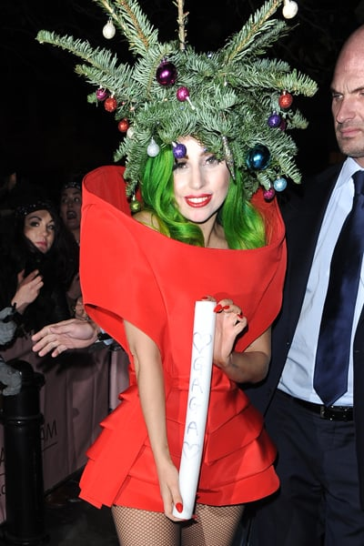 Oh, Christmas Tree . . .