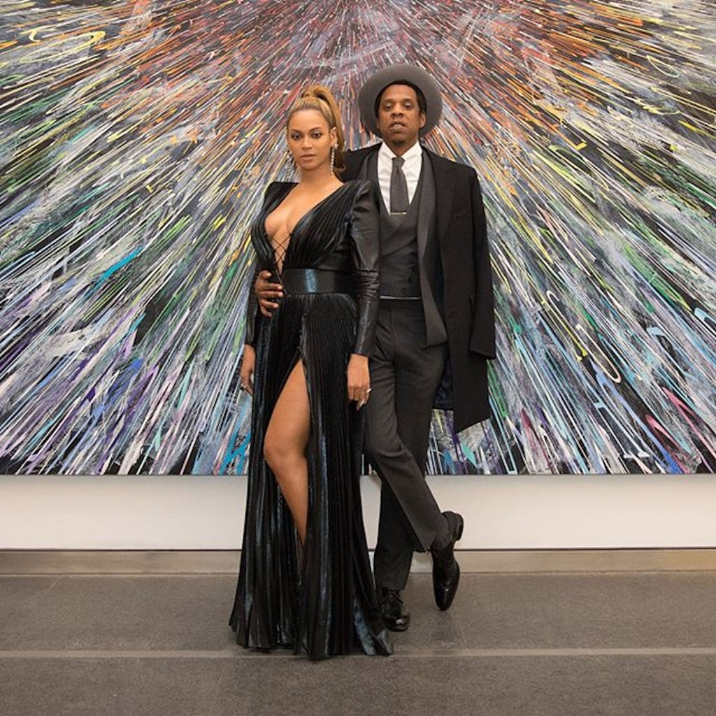 Image result for beyonce and jay z grammys popsugar