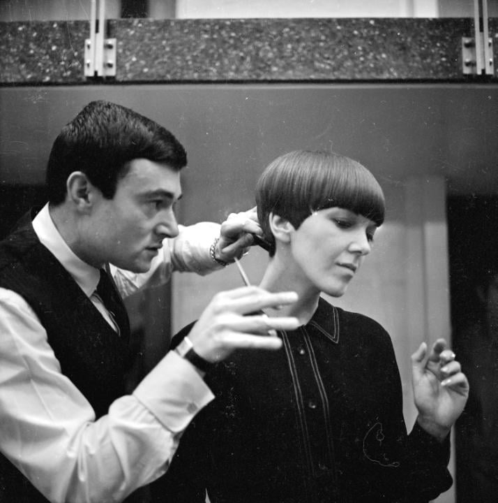 The Vidal Sassoon Style Hairstyles From The 1960s 2011 05 16 0600