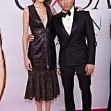 Alexa Chung and Prabal Gurung