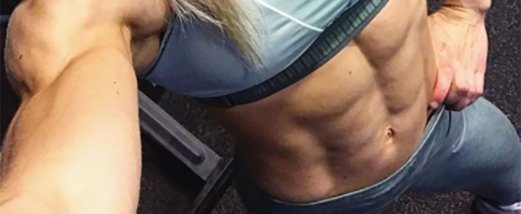 Core Workout From CrossFit Competitor Mikaela Norman