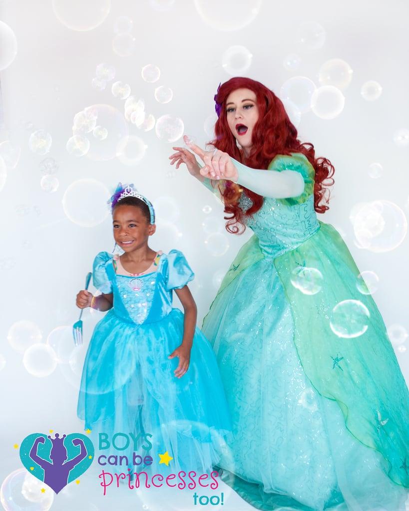Teddy and Ariel