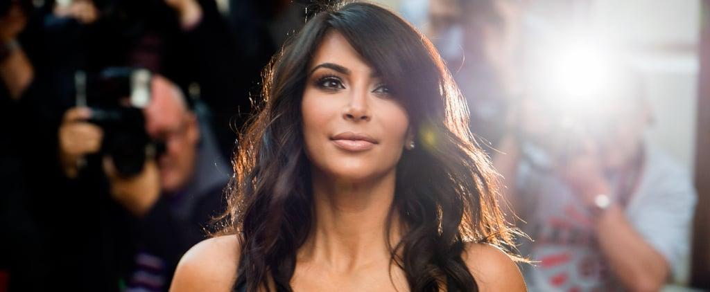 Kim Kardashian Screams in Her Ice Bucket Challenge Video!