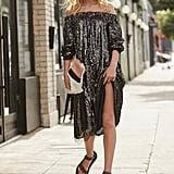 Emilia Sequin Dress