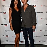 Genetically-blessed couple Camila and Matthew McConaughey celebrated the September issue of NYLON Guys on August 15. Matthew hosted, and Camila, who's pregnant with their third child, was on hand to support her husband. Seriously, their kids . . . Good gene pool, much?