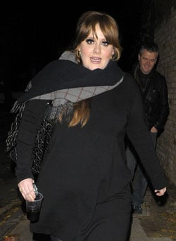 Review of Adele, Damien Rice and Angus and Julia Stone at Union Chapel, Little Noise Sessions, Tuesday 11 November 2008
