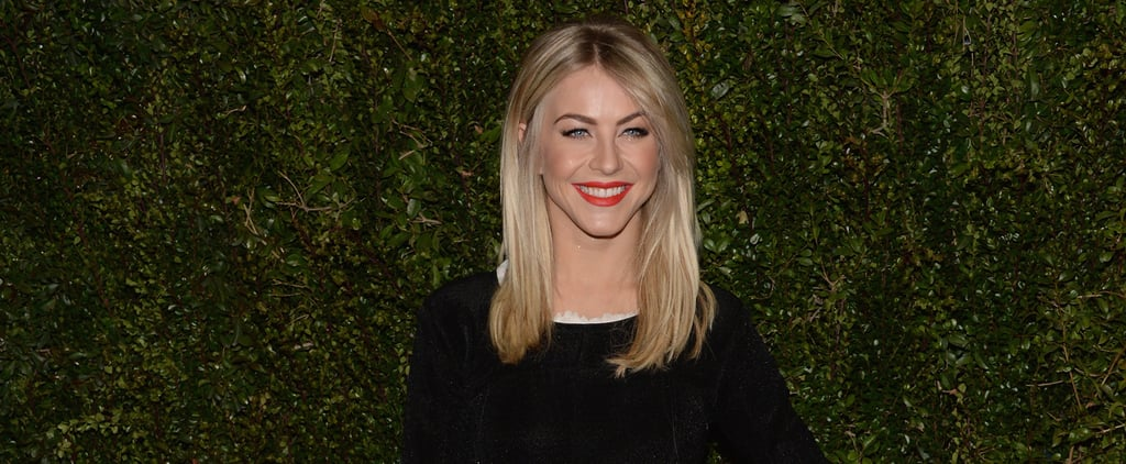 Thigh Exercises: How to Get Julianne Hough's Toned Legs