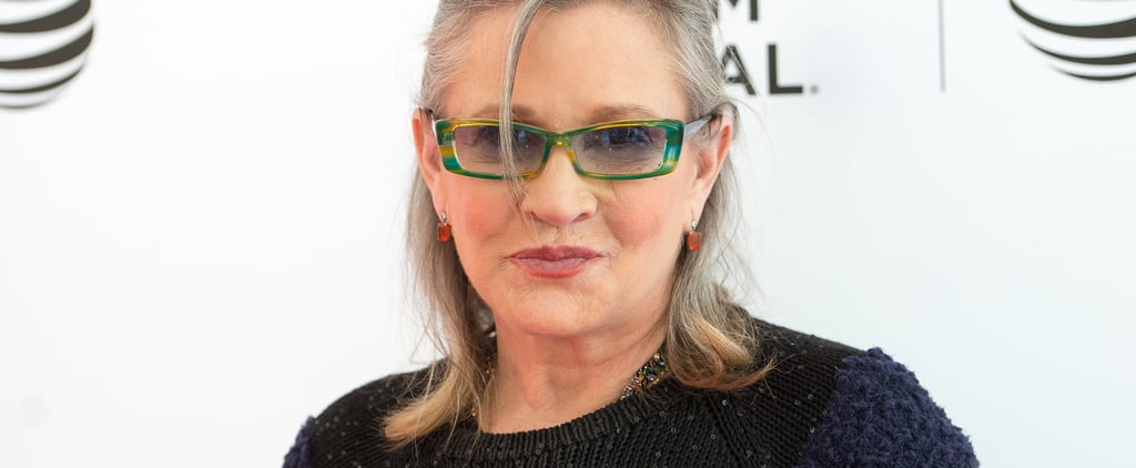 Billie Lourd Reacts to Carrie Fisher's Posthumous Grammy Win in an Emotional Instagram Post