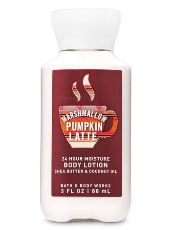 Marshmallow Pumpkin Latte Travel-Size Body Lotion