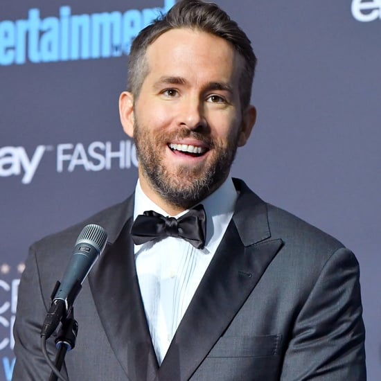Ryan Reynolds 2017 Critics' Choice Awards Quotes