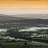 Mist took over the North Yorkshire Moors in early Autumn.