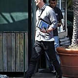 Josh Hartnett carried Zeroville in Malibu in May 2012.