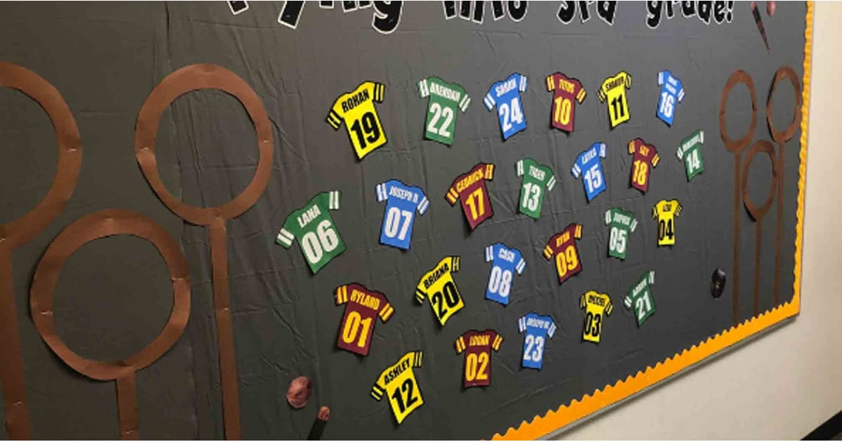10 Harry Potter Classroom Decorations That Will Make Students Wonder If They Transferred to Hogwarts