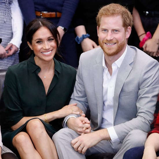 Prince Harry and Meghan Markle Arrive in Australia Oct. 2018