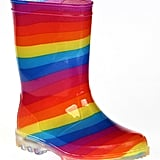 Jelly Beans Rainbow Doorstop Rain Boot