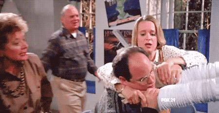 When George Gets Strangled