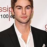 Chace Crawford out in NYC.