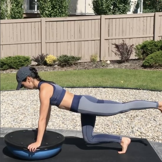 Try an Intense Bosu Ball Core Workout From Instagram