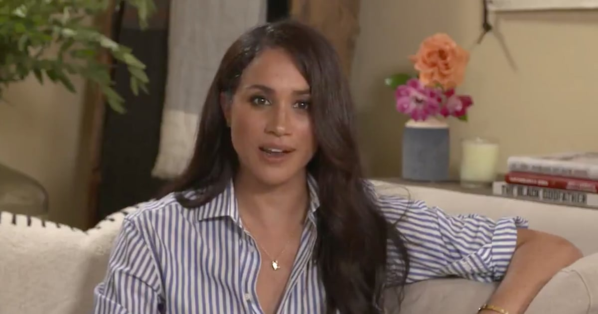"""Meghan Markle on Being """"Liberated"""" From Naysayers: """"It's Very Easy to Just Live With Truth"""".jpg"""