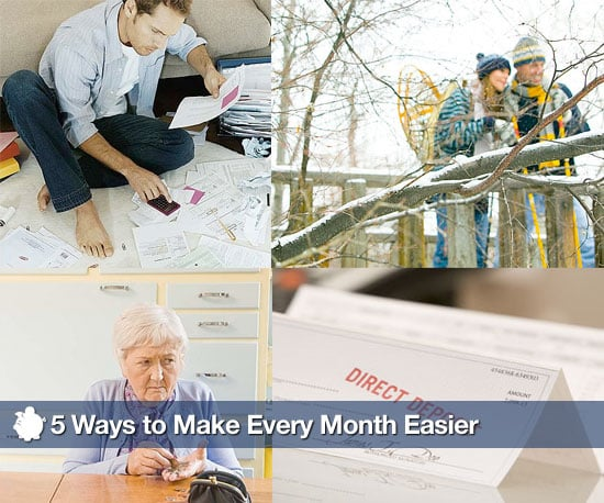 Tips For Making Each Month Easier