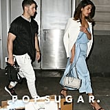 Nick Jonas and Priyanka Chopra Out in NYC June 2018