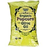Olive Oil Popcorn