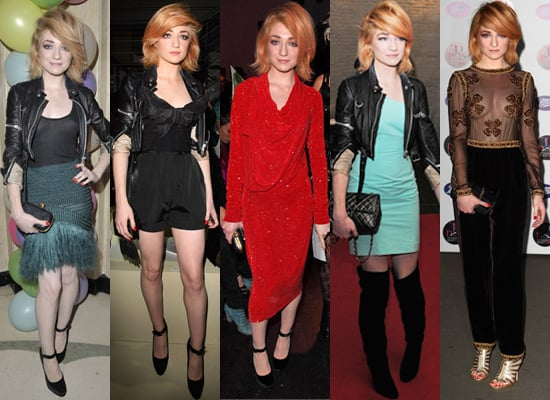 Which Nicola Roberts LFW Look is the Most Fab?