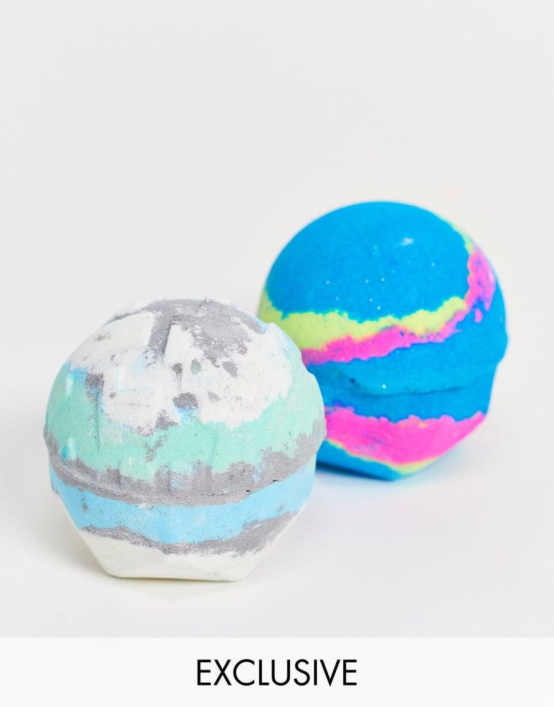 Lush x ASOS Exclusive Bath Bomb Duo Set