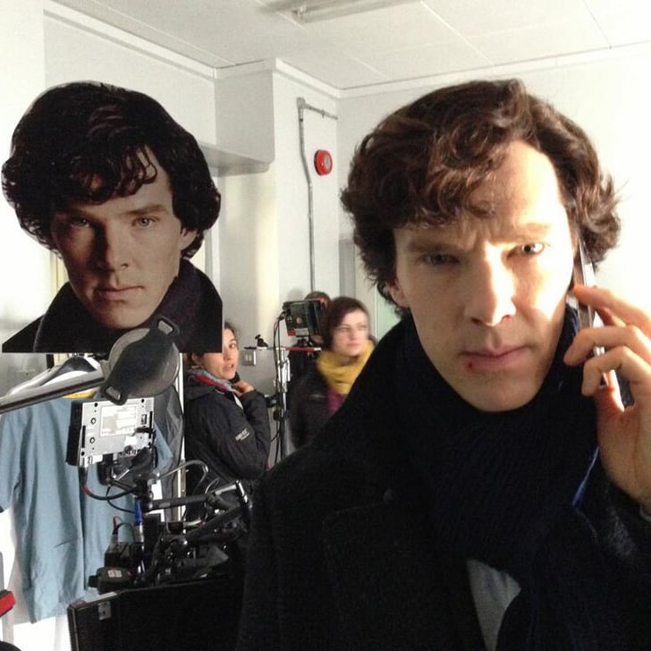 Behind the Scenes on Sherlock Season 3