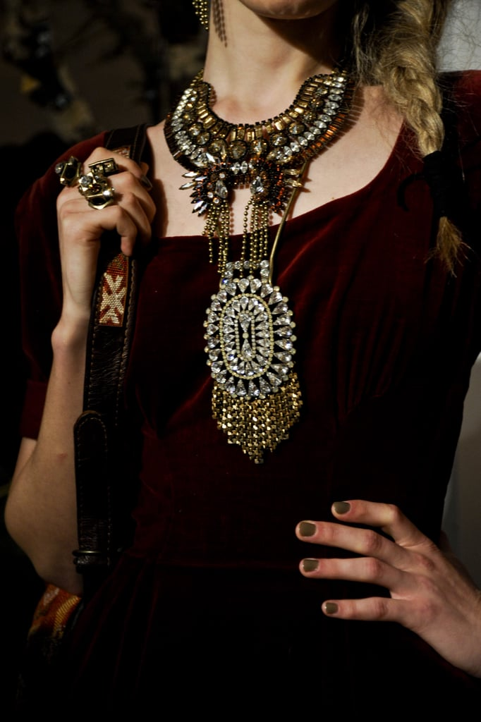 Dannijo Brings the Bordello to New York for Their Fall 2011 Jewelry Presentation