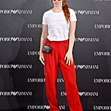 Emporio Armani, London Fashion Week
