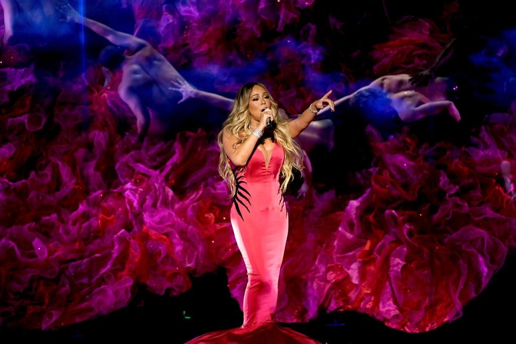 Mariah Carey's 2018 American Music Awards Performance Video