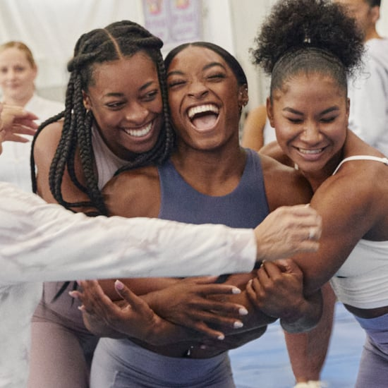 Watch Simone Biles's First Athleta Campaign With Loved Ones