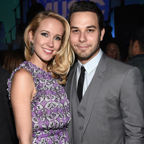 Skylar Astin and Anna Camp Interview December 2016