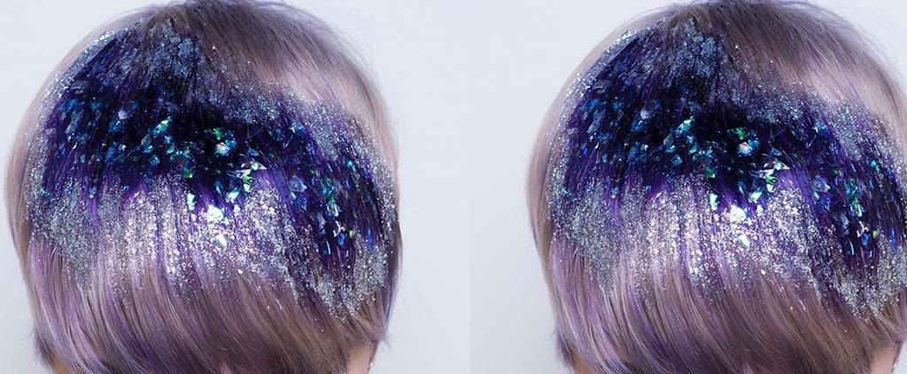 Yup, Someone Created Geode Hair, and It's Just as Pretty as You'd Imagine