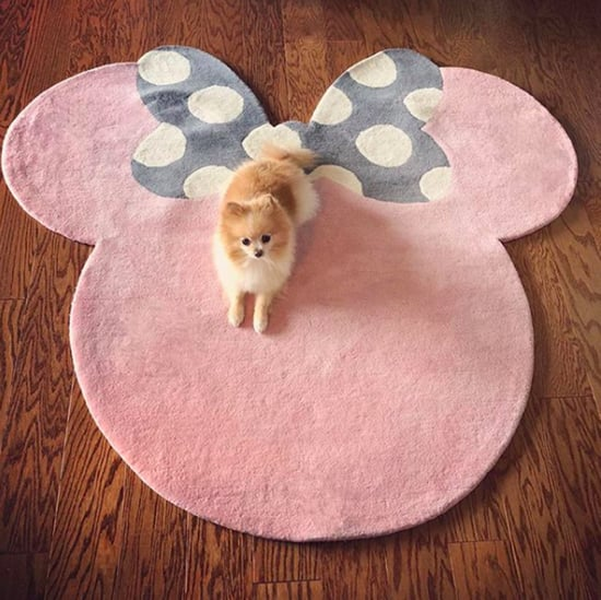 Ethan Allen Disney See Mickey and See Minnie Rugs