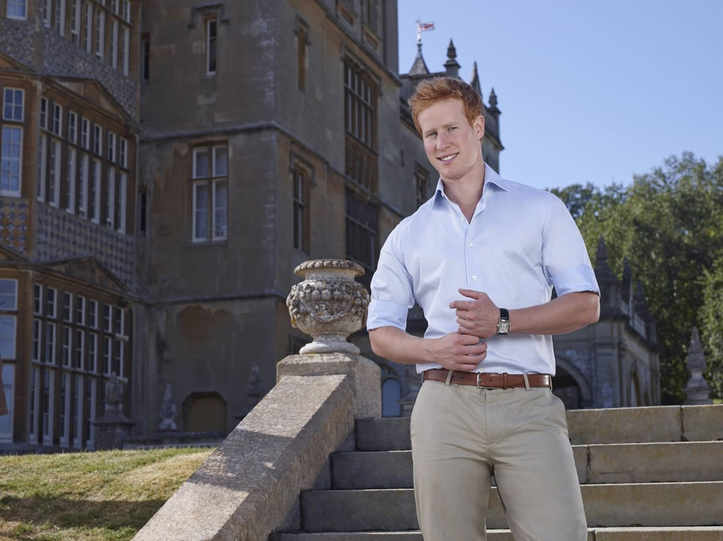 Prince harry reality dating show