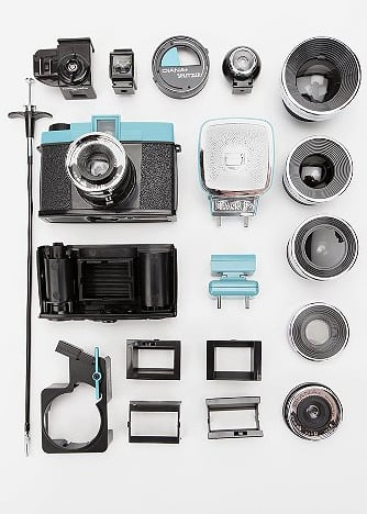 For Lomography Lovers or Lovers-to-Be