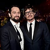 Matthew Rhys and Pedro Pascal