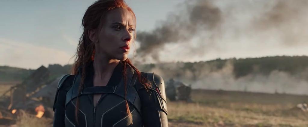 Watch Marvel's Black Widow Trailer